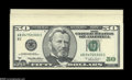 Small Size:Federal Reserve Notes, Fr. 2126-B (3), B*, C, D, E, F, G, G*, H (2), I, J, J*, K, L (3), L* $50 1996 Federal Reserve Notes. Choice Crisp Uncirculated o... (21 notes)