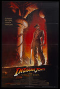 "Movie Posters:Adventure, Indiana Jones and the Temple of Doom (Paramount, 1984). One Sheet(27"" X 41""). Action Adventure. Starring Harrison Ford, Kat..."