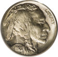 Buffalo Nickels: , 1920-D 5C MS66 PCGS. Following this issue, a three-year span passedbefore the Denver Mint would strike nickels again. Seve...