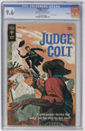 Bronze Age (1970-1979):Western, Judge Colt #3 and 4 CGC File Copy Group (Gold Key, 1970) CGC NM+ 9.6 Off-white to white pages for both.... (Total: 2)