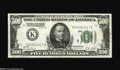 Small Size:Federal Reserve Notes, Fr. 2200-K $500 1928 Federal Reserve Note. Choice About Uncirculated....