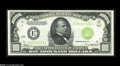 Small Size:Federal Reserve Notes, Fr. 2211-E $1000 1934 Federal Reserve Note. Light Green Seal. Gem Crisp Uncirculated....