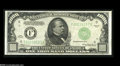 Small Size:Federal Reserve Notes, Fr. 2211-F $1000 1934 Federal Reserve Note. Extremely Fine....