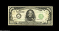 Small Size:Federal Reserve Notes, Fr. 2211-J* $1000 1934 Federal Reserve Note. Very Fine....