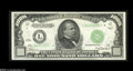 Small Size:Federal Reserve Notes, Fr. 2211-L* $1000 1934 Federal Reserve Note. Choice Crisp Uncirculated....