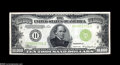 Small Size:Federal Reserve Notes, Fr. 2231-H $10000 1934 Federal Reserve Note. About Uncirculated....