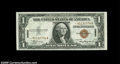 Small Size:World War II Emergency Notes, Fr. 2300* $1 1935A Hawaii Silver Certificate. Gem CrispUncirculated....