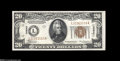 Small Size:World War II Emergency Notes, Fr. 2305 $20 1934A Hawaii Mule Federal Reserve Note. Gem CrispUncirculated....