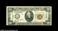 Small Size:World War II Emergency Notes, Fr. 2305 $20 1934A Hawaii Federal Reserve Notes. About Uncirculated, Extremely Fine-About Uncirculated, Very Fine.... (3 notes)