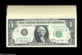 Small Size:Group Lots, Single Digit Fancy Number Set. Choice Crisp Uncirculated or Better.... (70 notes)