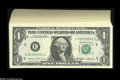 Small Size:Group Lots, Progressive Up and Down Fancy Number Set. Choice Crisp Uncirculated or Better.... (108 notes)