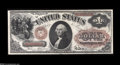 Fr. 19 $1 1874 Legal Tender Choice New. We handled this note once before as Lot 1024 of our May 1999 sale. It was descri...
