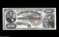 Large Size:Legal Tender Notes, Fr. 178 $100 1880 Legal Tender Extremely Fine....