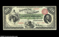 Large Size:Interest Bearing Notes, Fr. 197a $20 1863 Interest Bearing Note Choice Very Fine....