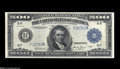 Large Size:Federal Reserve Notes, Fr. 1132 $500 1918 Federal Reserve Note Choice New....