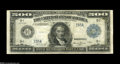 Large Size:Federal Reserve Notes, Fr. 1132 $500 1918 Federal Reserve Note Very Good....
