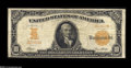 Large Size:Gold Certificates, Fr. 1170 $10 1907 Gold Certificate Fine....