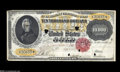 Large Size:Gold Certificates, Fr. 1225 $10000 1900 Gold Certificate Extremely Fine, Repaired....