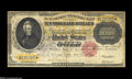 Large Size:Gold Certificates, Fr. 1225 $10000 1900 Gold Certificate Very Good-Fine....