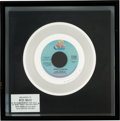"Music Memorabilia:Memorabilia, Carl Douglas ""Kung Fu Fighting"" Platinum Sales Award (PYE, TC-2140). ..."
