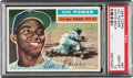 Baseball Cards:Singles (1950-1959), 1956 Topps Vic Power (White Back) #67 PSA Gem Mint 10....
