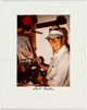 Carl Barks Signed Color Photograph (undated)
