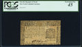 Colonial Notes:New York, New York March 5, 1776 $1 PCGS Extremely Fine 45.. ...