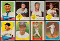Baseball Cards:Sets, 1960-1963 Fleer Baseball Complete And Partial Sets Trio (3)....