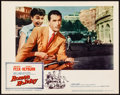 "Movie Posters:Romance, Roman Holiday (Paramount, R-1960) Very Fine+. Lobby Card (11"" X 14""). Romance...."