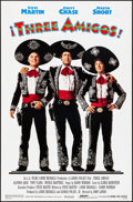 """Movie Posters:Comedy, Three Amigos (Orion, 1986) Rolled, Near Mint+. One Sheet (27"""" X 41""""). Comedy...."""