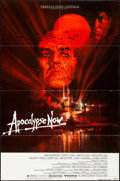 "Movie Posters:War, Apocalypse Now (United Artists, 1979) Folded, Very Fine-. One Sheet(27"" X 41""). Bob Peak Artwork. War...."
