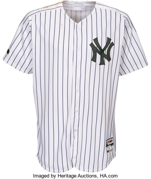 brand new cfbc2 6f5ab 2017 Gary Sanchez Memorial Day Weekend Game Worn New York ...