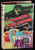 Movie Posters:Horror, Murders in the Rue Morgue (Grosset & Dunlap, 1932) Fine/Very Fine. Hardcover Book with Reproduction Dust Jacket (315 Pages, ...