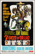 "Movie Posters:Fantasy, The 7 Faces of Dr. Lao (MGM, 1964) Folded, Very Fine+. One Sheet(27"" X 41""). Joseph Smith Artwork. Fantasy...."