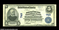 National Bank Notes:Wisconsin, Janesville, WI...