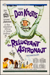 "The Reluctant Astronaut (Universal, 1967). Folded, Very Fine-. One Sheet (27"" X 41""). Comedy"