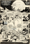 Original Comic Art:Panel Pages, Neal Adams, Tom Palmer, and Alan Weiss Avengers #96 StoryPage 3 Original Art (Marvel, 1972)....