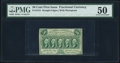 Fractional Currency:First Issue, Fr. 1312 50¢ First Issue PMG About Uncirculated 50.. ...
