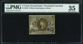 Fractional Currency:Second Issue, Fr. 1232 5¢ Second Issue PMG Choice Very Fine 35.. ...