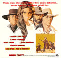 Movie Posters:Western, Once Upon a Time in the West (Paramount, 1969). Very Fine ...