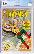 Silver Age (1956-1969):Superhero, Hawkman #4 (DC, 1964) CGC NM+ 9.6 Off-white to white pages....