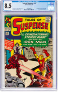 Silver Age (1956-1969):Superhero, Tales of Suspense #52 (Marvel, 1964) CGC VF+ 8.5 Off-white to white pages....