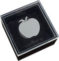 Music Memorabilia:Memorabilia, Apple Records Happy Christmas Plastic Box....