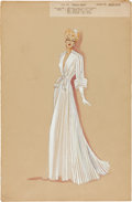 Movie/TV Memorabilia:Costumes, Alexis Smith One More Tomorrow Costume Design. ...