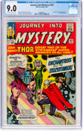 Silver Age (1956-1969):Superhero, Journey Into Mystery #103 (Marvel, 1964) CGC VF/NM 9.0 Off-white towhite pages....