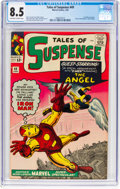 Silver Age (1956-1969):Superhero, Tales of Suspense #49 (Marvel, 1964) CGC VF+ 8.5 Off-white to white pages....