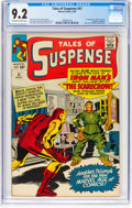 Silver Age (1956-1969):Superhero, Tales of Suspense #51 (Marvel, 1964) CGC NM- 9.2 Off-white to white pages....