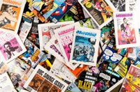 Miscellaneous Fanzines Group of 63 (Various Publishers, 1969-2008) Condition: Average VF.... (Total: 63 Comic Books)
