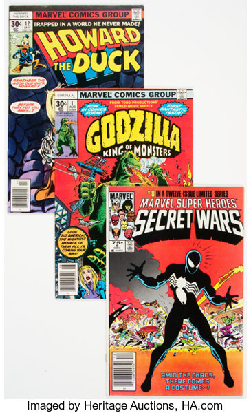 Marvel Bronze and Modern Age Comics Group of 20 (Marvel