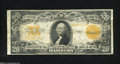 Large Size:Gold Certificates, Fr. 1178 $20 1882 Gold Certificate Fine....
